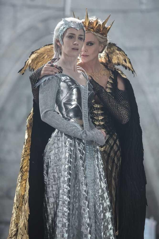 Resultado de imagem para huntsman and the ice queen