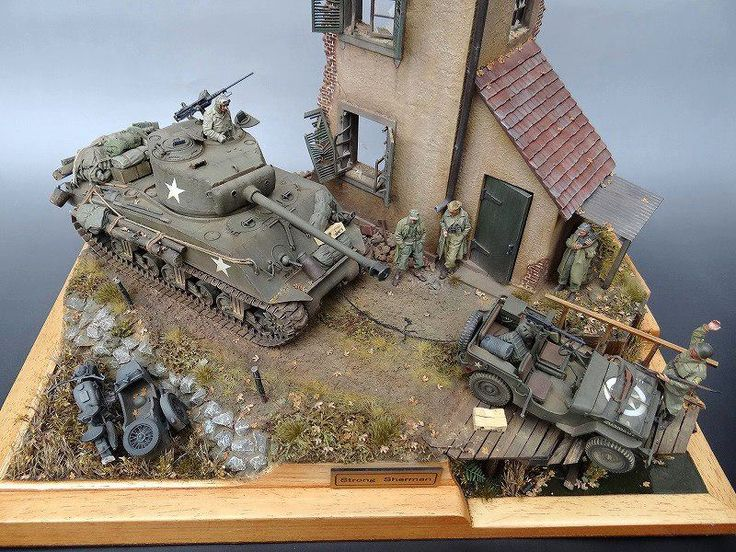 598 best images about diorama ww2 on pinterest models for Scale model ideas