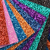 Cad Cut 174 Glitter Flake Multi Pack Vinyls Design And