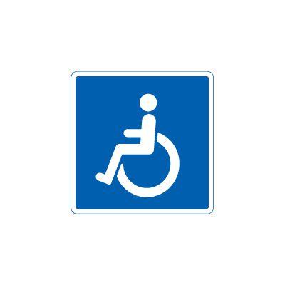 Handicapskilt | Invalideskilt til handicapparkering - Bestil online
