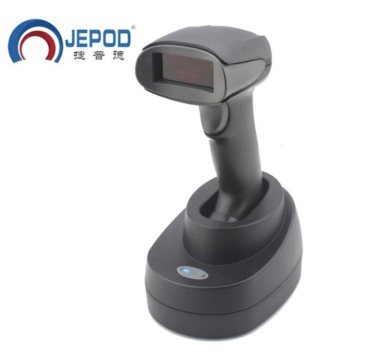 Get Best Price JP-A2S JEPOD Wireless Barcode Scanner USB wireless barcode reader wireless laser barcode reader scanner #JP-A2S #JEPOD #Wireless #Barcode #Scanner #wireless #barcode #reader #laser #scanner