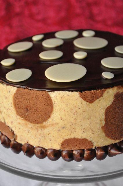 Joconde Cake