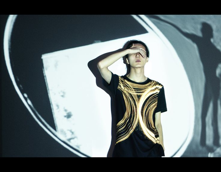 SELECTIVE DOCUMENT  14SS Campaign  - 'Blown Out' Menswear   l  Graphic T-shirts Collection