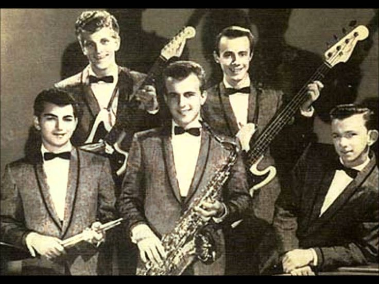 From 1959 - 'Red River Rock' by Johnny and the Hurricanes