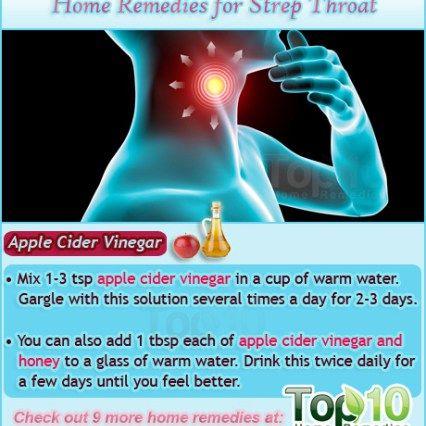 Remedios caseros para la faringitis estreptocócica