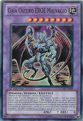 eroe malvagio gaia oscuro
