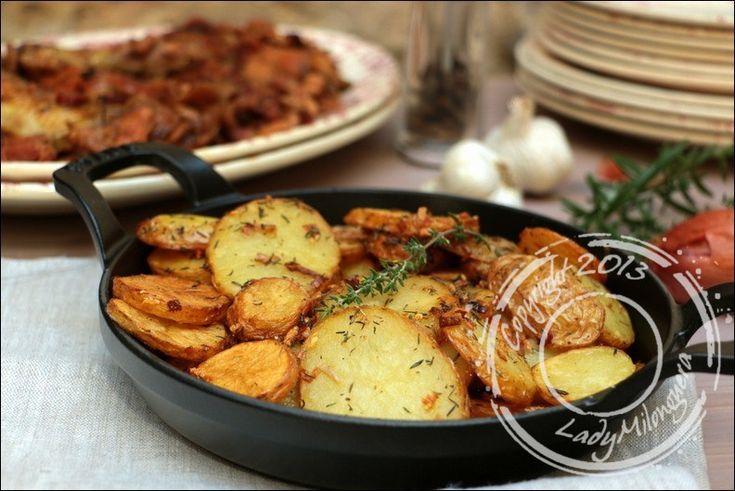 Pommes de terre saut es de gordon ramsay pommes de terre - Livre de cuisine gordon ramsay ...