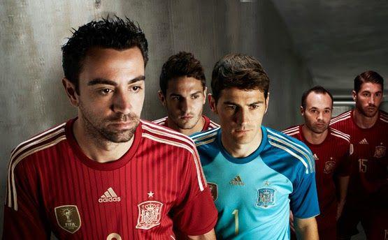 vídeo La Roja o ninguna Adidas nueva equipación de la Selección Española de fútbol mundial Brasil 2014