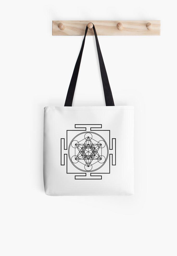 VIDA Foldaway Tote - Star Merkaba Shopping Bag by VIDA 5OKH0yVg