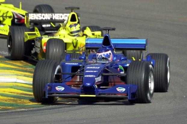 P25: Gastón Mazzacane (ARG) - Prost-Acer AP04 - 0 Points #motorsport #racing #f1 #formel1 #formula1 #formulaone #motor #sport #passion