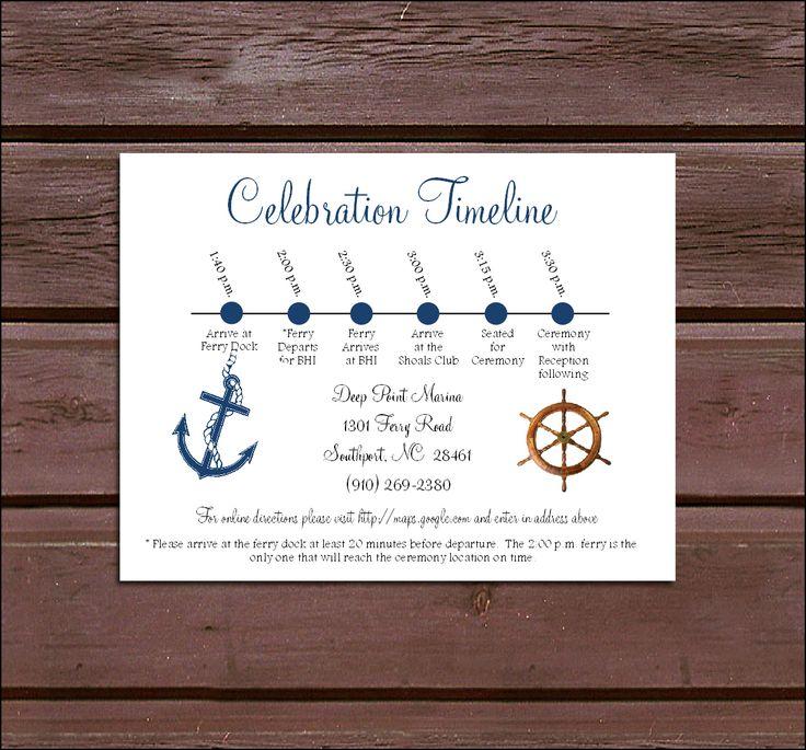 50 best nautical images on pinterest wedding stationary wedding