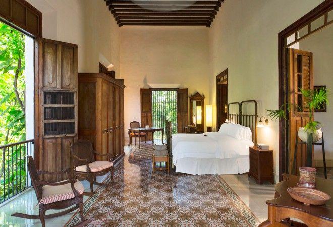 Hacienda Temozon hotel - Yucatán, Mexico - Smith Hotels