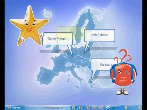 Poznaj Unię Europejską. część 1 - YouTube