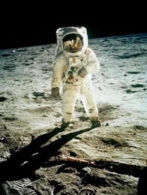 Readers remember the moon landing.