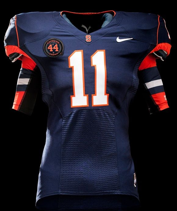 Special Syracuse Football Uniform - Ernie 'The Express' Davis - CLEAN!!!!