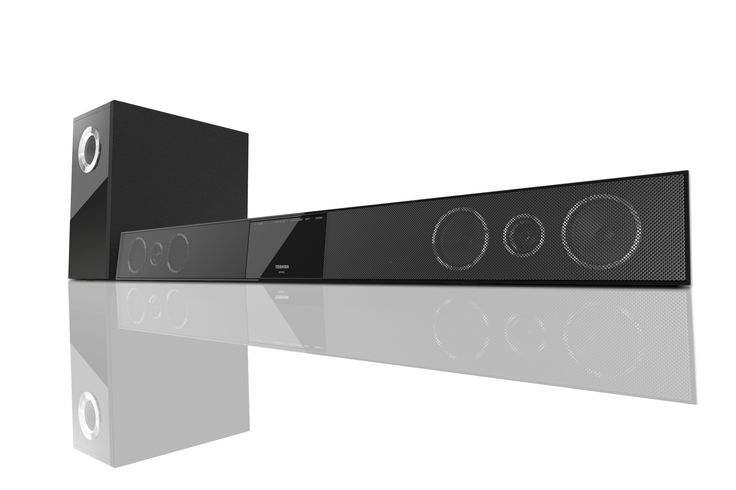 SBX4250 Sound Bar with wireless subwoofer