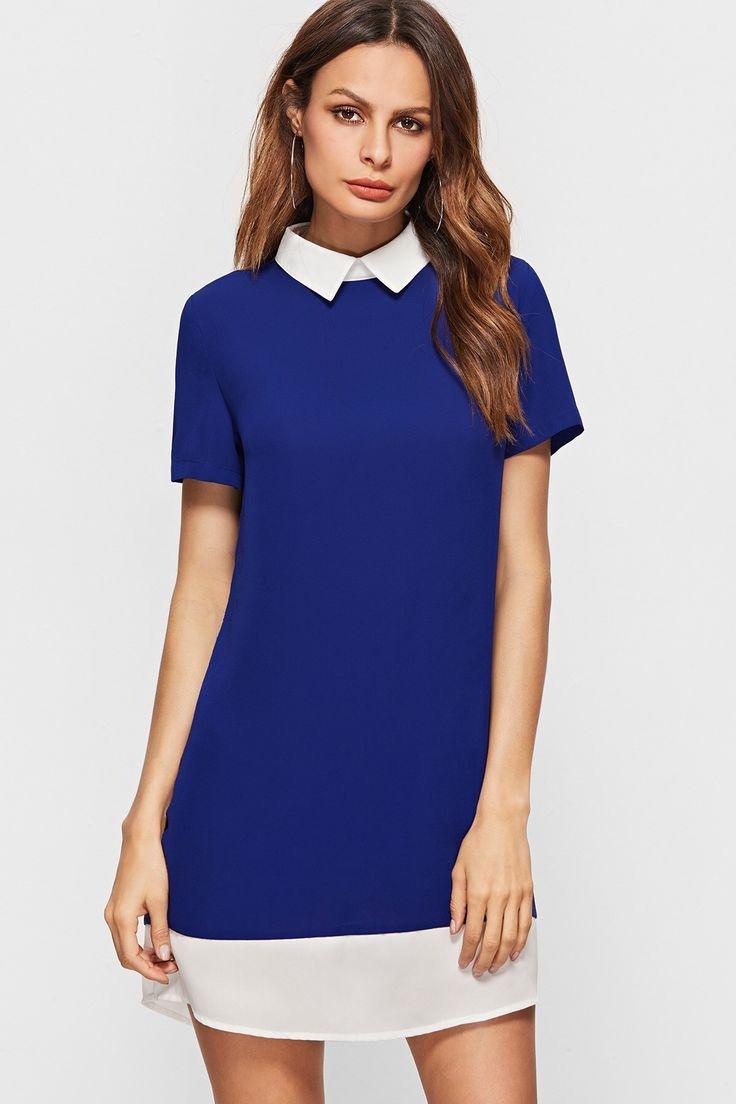 25 Best Ideas About Royal Blue Dresses On Pinterest