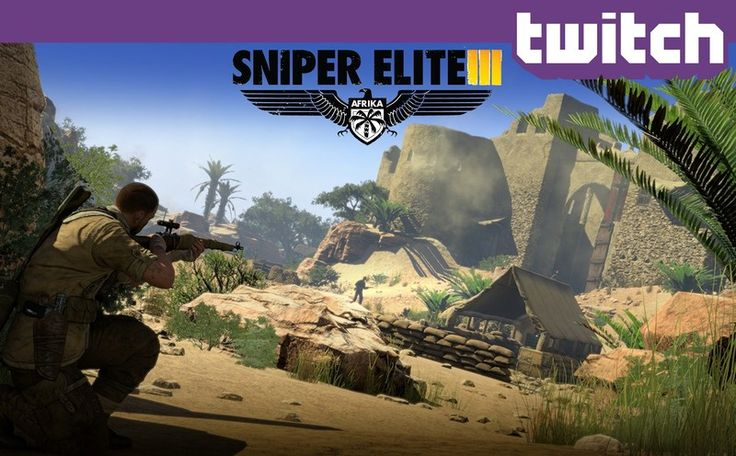 We're giving out more than 20 copies of Sniper Elite III tonight on Twitch - https://www.aivanet.com/2015/01/were-giving-out-more-than-20-copies-of-sniper-elite-iii-tonight-on-twitch/