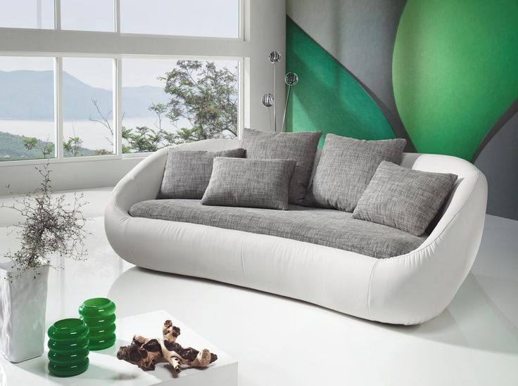 Megasofa grau  Big Sofa Grau. homeandgarden page 742. big sofa grau homeandgarden ...