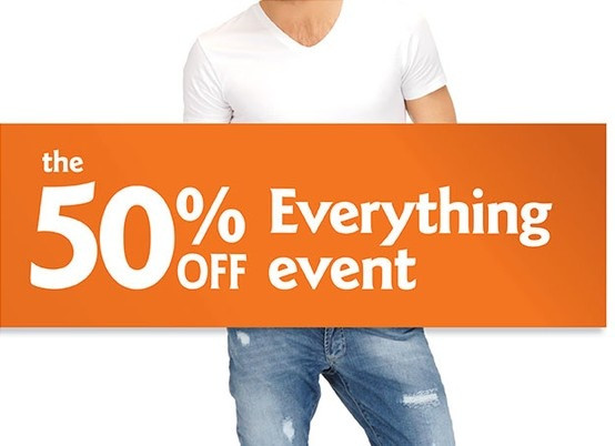 Monday June 24th | Doors Open at 9am   For one day only, receive 50% off everything* at Talize. One-of-a-kind and exactly what you were looking for, discover it all for less.  And at our Talize Kitchener location, enjoy TWO days of our 50% Off Everything event, happening on Sunday, June 23rd and Monday, June 24th!  *New merchandise is not included