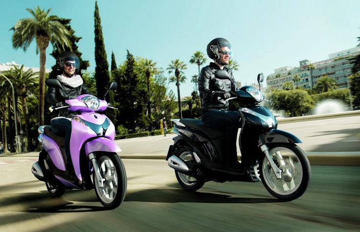 Honda SH Mode: facile e alla moda