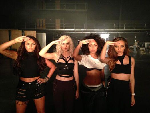 Little Mix collaborating with Jessie J & Nicola Roberts on tracks for their new 'no rush' album! | Unreality TV