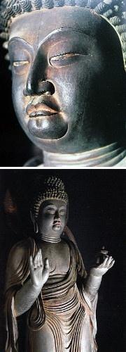 京都 高雄山神護寺金堂 薬師如来立像