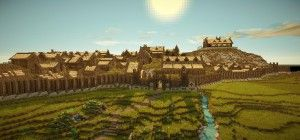 Minecraft Middle Earth 2