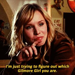 She's down with the pop culture. | Community Post: 29 Reasons Veronica Mars Should Be Your Role Model
