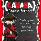 "This ""All About Canada"" booklet can be used for a very basic country study in lower elementary grades!  Just print out the pages, have kids cut alo..."