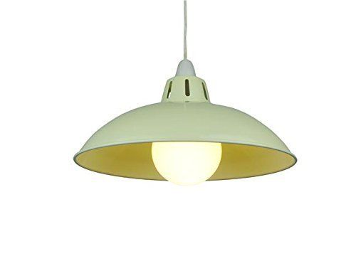 "12"" Small Cream Retro Metal Coolie Glossy Lampshade Ceili... https://www.amazon.co.uk/dp/B00L3C6ZJ4/ref=cm_sw_r_pi_dp_x_drqgyb4F8YCCE"