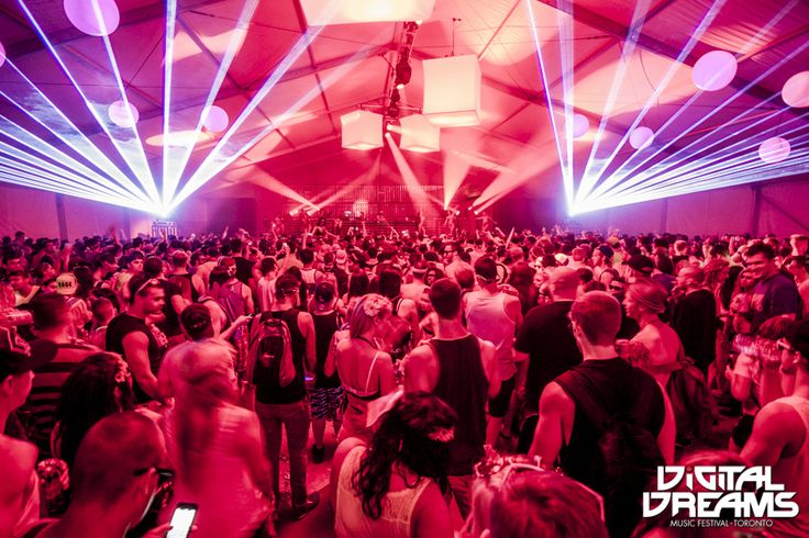 House of Boom at #DigitalDreams ! #Toronto #EDM #Music