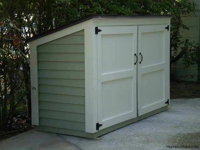 9 best images about Garbage shed on Pinterest | Recycling bins, Raised garden beds and Racoon
