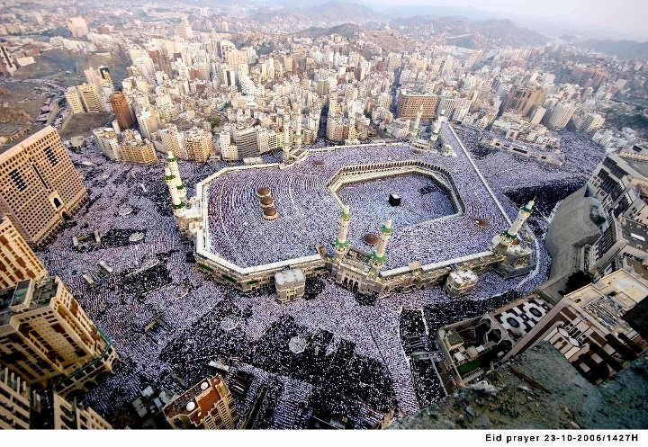 InshaAllah one day I'll get the chance to go #Mekkah