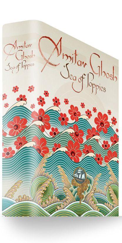 Sea of Poppies UK Edition by Amitav Ghosh