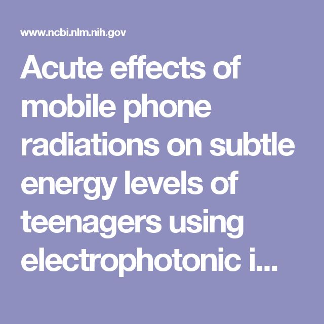 an examination of the health hazards of cellular phones Environmental and health hazards of mobile devices and wireless communication toxic and can have seriously harmful effects on public health cell phones.