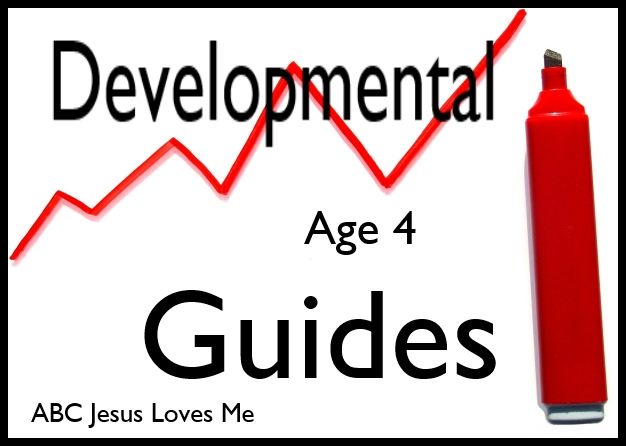 Developmental Guide for Ages 4 to 5