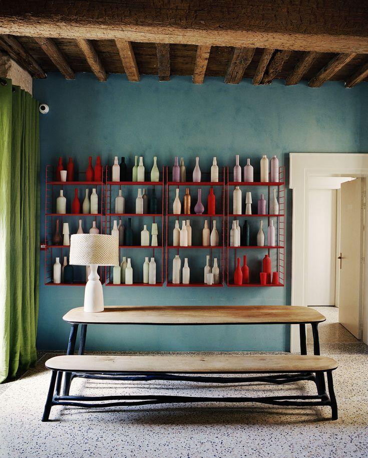 Hôtel arty à Arles Architect & Designer India Mahdavi |MilK decoration