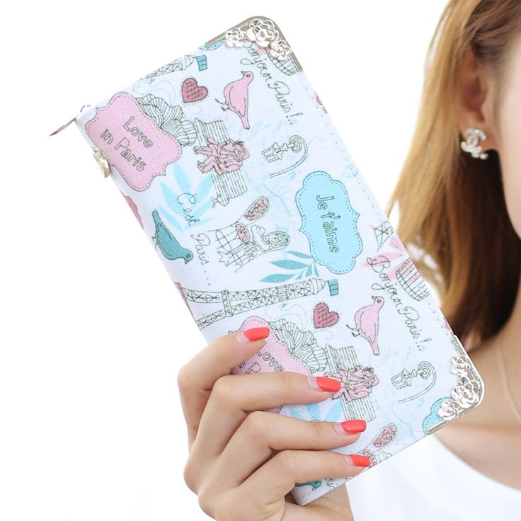 Find More Wallets Information about 2016 new printing women wallet female long purse card bag girl money clip students cell phone bag ladies leather wallets purses ,High Quality wallet louis,China zipper case for iphone Suppliers, Cheap wallet organizer from Shenzhen Idea Fashion Bags Co., Ltd on Aliexpress.com