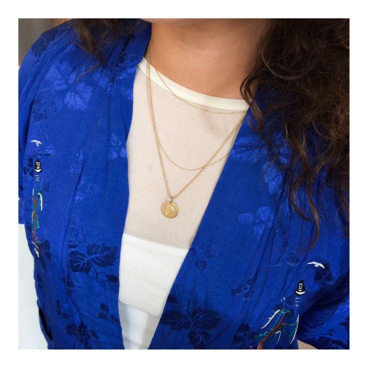 18 carat lovetag necklace with diamonds  JEWELRY >> http://www.janekoenig.com/necklaces.html