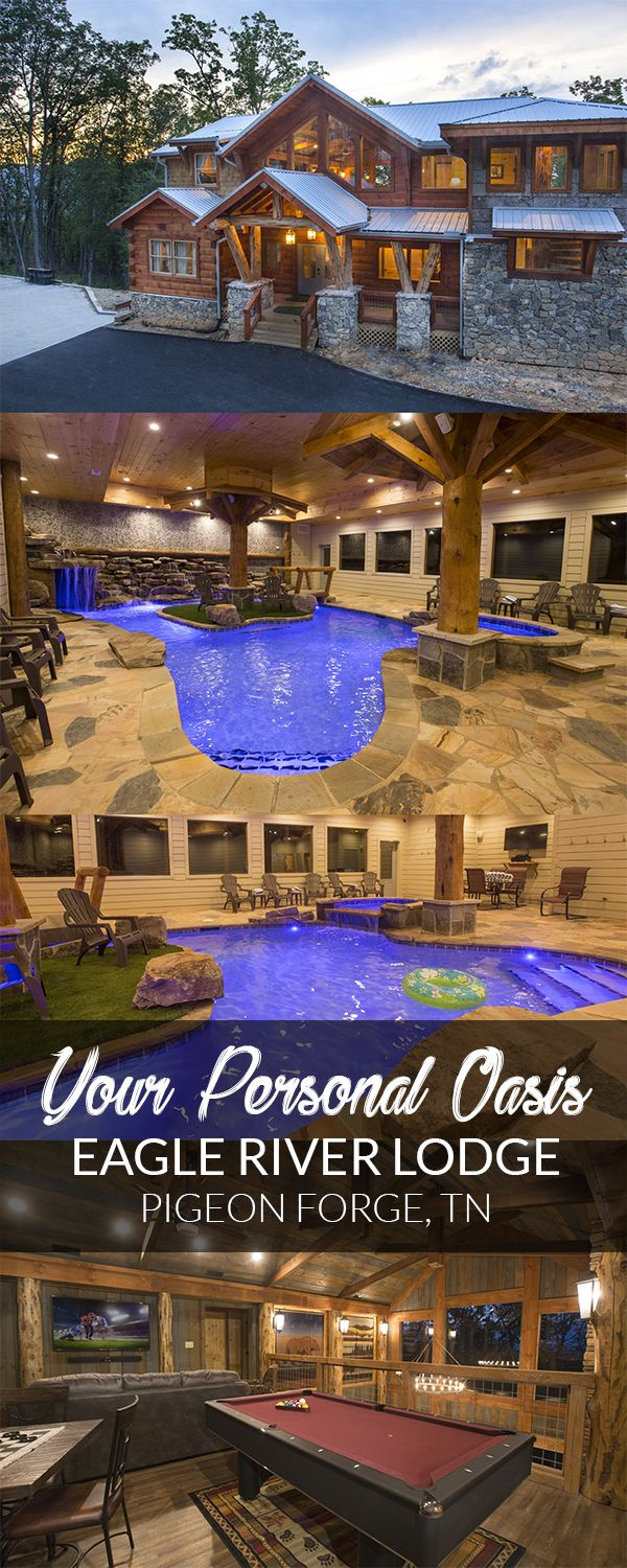 rentals fenced vacation pool friendly tennessee cabin yard gatlinburg indoor cabins gammaphibetaocucom with rent cheap pet