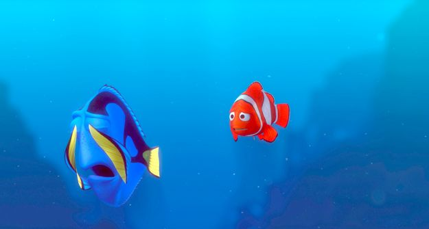 """This week, almost all my friends made plans to watch Finding Dory, then severely ostracised me for not having watched Finding Nemo. 