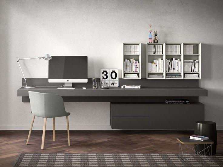 Contemporary style secretary desk ALA by PIANCA