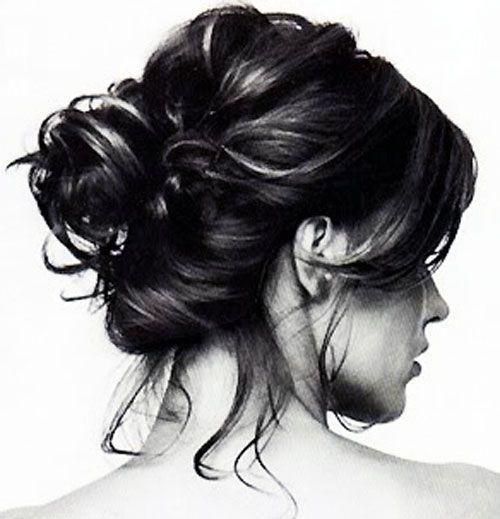 casual-updos-for-medium-length-hair-hair-style.jpg (500×519)