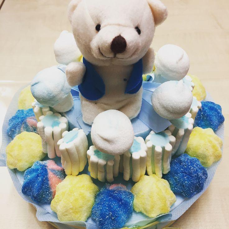 #torta #marshmallow