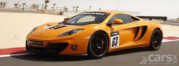 McLaren 12C GT Sprint costs £234,000. http://www.carsuk.net/mclaren-12c-gt-sprint-costs-234000/