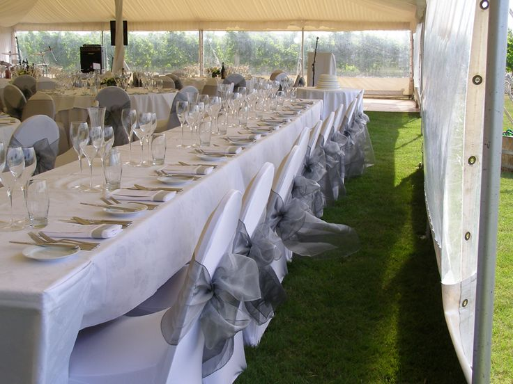 Chair Covers #chaircovers #weddings #events