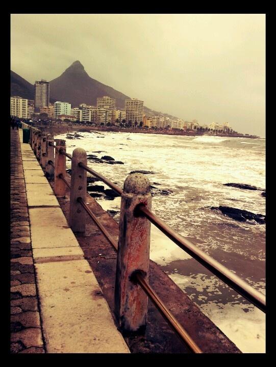Sea Point, Cape Town SA