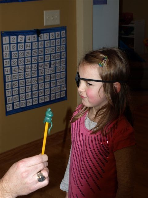 Why a Family pursued vision therapy for both daughters