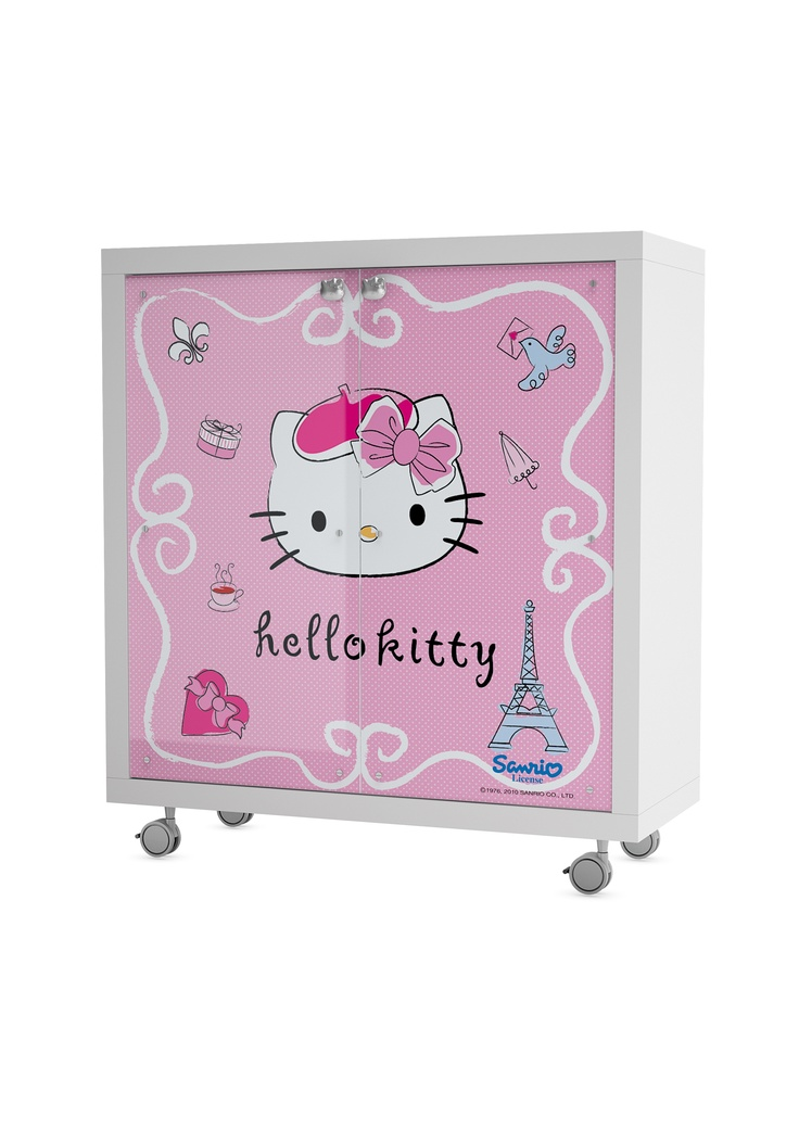 hello kitty furniture. hello kitty hon container furniture t